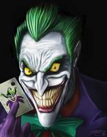Joker by Carnage-Khan