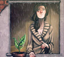 Rainy Day by K-mila