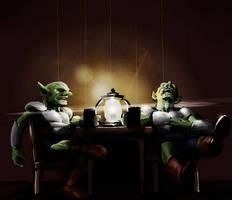 Goblins by ChevronLowery