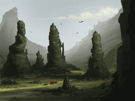 Environment by ChevronLowery