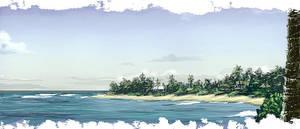 Hawaii Beach by ChevronLowery