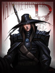 Vampire Hunter D by ChevronLowery