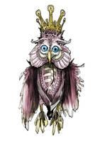 Owl-hin by l3raindead