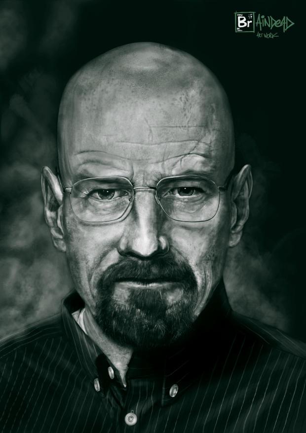 Heisenberg by l3raindead