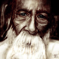 Sadhu by l3raindead