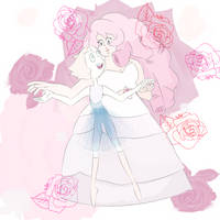 Pearlrose by whatocallmyself