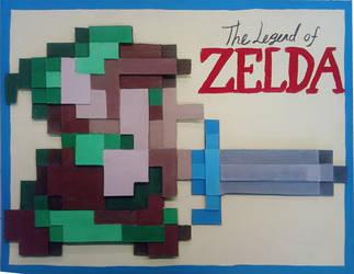 The Legend of Zelda by Armando-kun