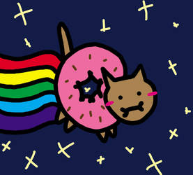 Donyan Cat by Armando-kun