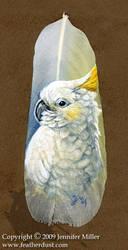 Tia Dalma the Cockatoo by Nambroth