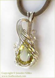 Oro Verde Citrine by Nambroth