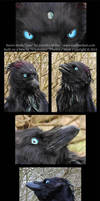 Raven Mask by Nambroth