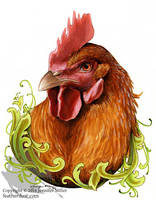 To the Fierce and Intelligent Production Hen by Nambroth