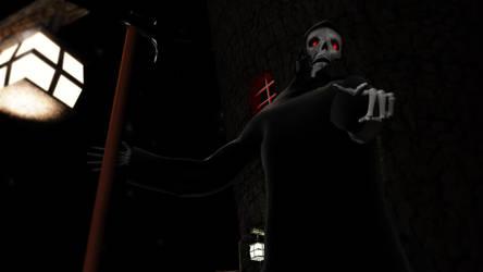 Reaper man by FilipDworniczak