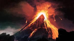 Mt Doom by thiago-almeida