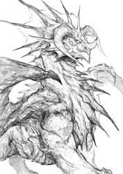Onyxia by thiago-almeida