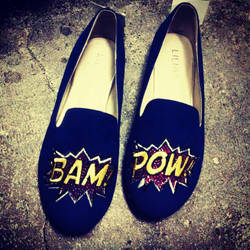 Super shoes by NeSempai