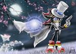 Kaito Shadow wallpaper 2 by shadowhatesomochao