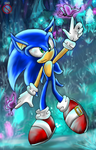 Sonic the hedgehog by shadowhatesomochao