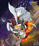 Kaito Shadow Sonic X by shadowhatesomochao
