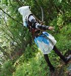 Edward Kenway female cosplay by shadowhatesomochao