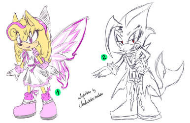 Sonic Adoptables #25 - OPEN by shadowhatesomochao