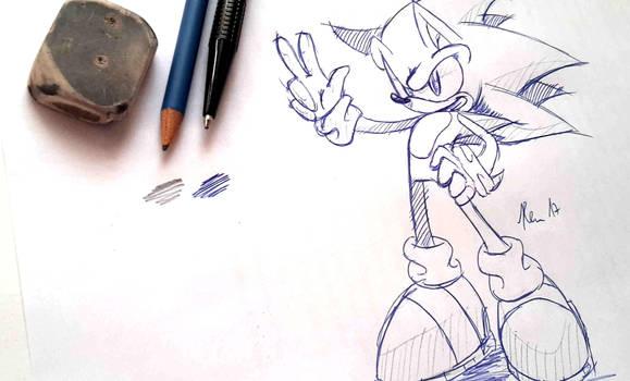 Sonic (+Video) by shadowhatesomochao