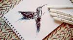 hummingbird (Video) by shadowhatesomochao