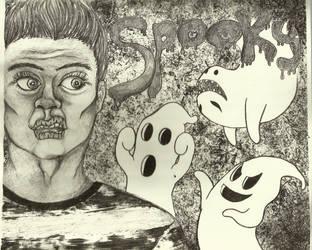 Spooky by VickyToriAh