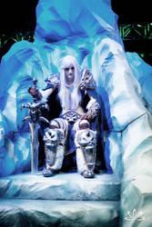 Throne of Ice by Vash-Fanatic