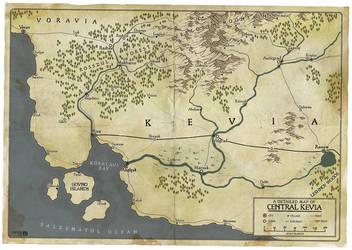 Central Kevia by jonpintar