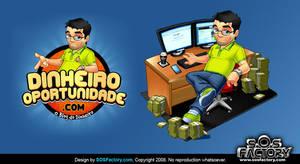 Mascot and Logo: DO by SOSFactory