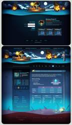 MMORPG design: Pirate Omen by SOSFactory