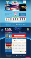 Web design: Rescreatu by SOSFactory