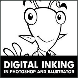 4 methods to ink your draws in Photoshop by SOSFactory