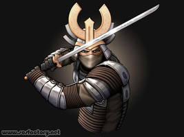 samurai by SOSFactory