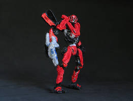 Custom Pipe cleaner Dotm Mirage by yantra3d