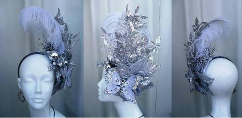 Winter Weaver Headpiece by Mrs-SaxoBeat
