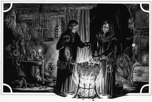 Nordic Witches by MiaSteingraeber