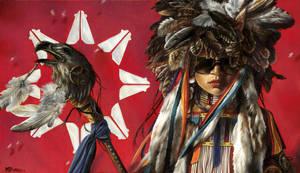 Sioux Nation by MiaSteingraeber