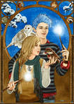 Hogwarts Holiday Post by MiaSteingraeber