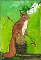 Spring King by MiaSteingraeber
