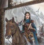 Songs of Beleriand: Etain by MiaSteingraeber
