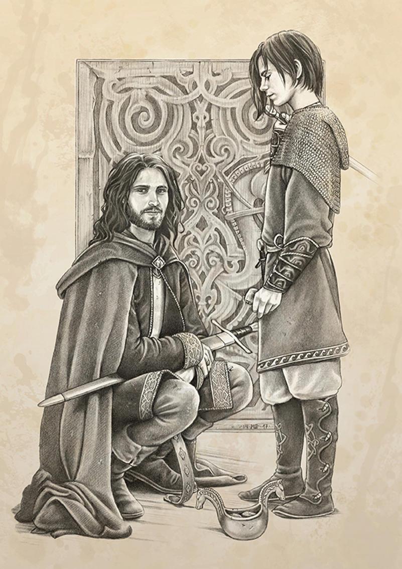 Sons of Ladros by MiaSteingraeber
