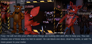 [SFM/FNAF] Assistance Required by Drakkonium