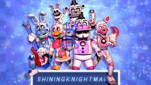 [SFM/FNAFSL] Fantasy and Funtimes! by ShiningKnightmare