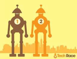 Robot Tech by manriquez