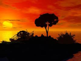 the secret island by rdd