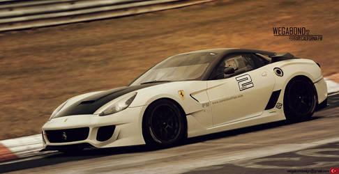 Ferrari California FW by wegabond