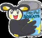 Ursa - Donation Jar by Xarti