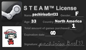 Steam License - Xarti by Xarti